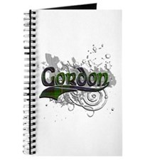 Gordon Tartan Grunge Journal