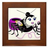 TatSpider Framed Tile