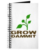 Grow Dammit Journal