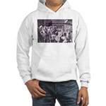 Beginning of Wisdom Socrates Hooded Sweatshirt