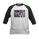 Beginning of Wisdom Socrates Kids Baseball Jersey