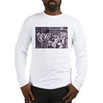 Beginning of Wisdom Socrates Long Sleeve T-Shirt