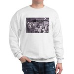 Beginning of Wisdom Socrates Sweatshirt