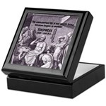 Beginning of Wisdom Socrates Keepsake Box