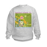 Sanibel Island - Tropical Par Sweatshirt