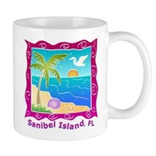 Sanibel Island - Beach Mug