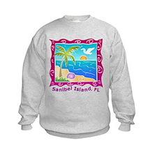 Sanibel Island - Beach Sweatshirt