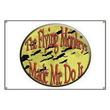 Flying Monkeys Banner