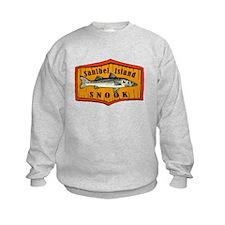 Sanibel Island - Fish Sweatshirt