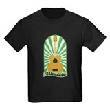 Green Sunburst Ukulele T