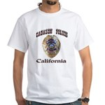 Cabazon PD White T-Shirt