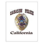 Cabazon PD Small Poster