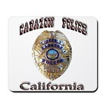 Cabazon PD Mousepad