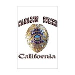 Cabazon PD Mini Poster Print