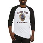 Cabazon PD Baseball Jersey
