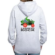 Farmers Rock Zip Hoodie