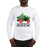 Farmers Rock Long Sleeve T-Shirt
