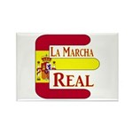 E Spain Rectangle Magnet (10 pack)