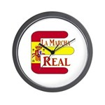 E Spain Wall Clock