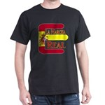 E Spain Black T-Shirt
