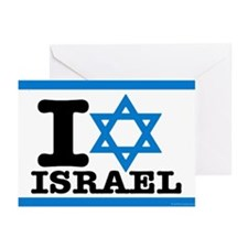 I STAR ISRAEL Greeting Cards (Pk of 20)