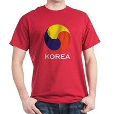 Sam-Taegeuk Korea T-Shirt