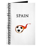 Spain Soccer Journal