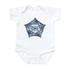 DSE Blue 2 Infant Bodysuit