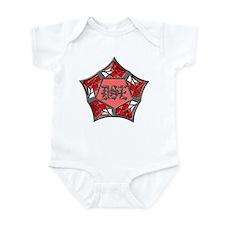 DSE Red 2 Infant Bodysuit