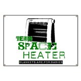 Team Space Heater Banner