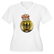 Germany King Of Football T-Shirt