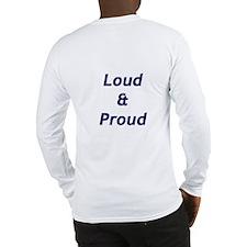 Mens Lg/Slv Parent/Loud Tee