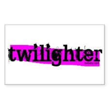Twilighter Hot Pink by twibaby Decal