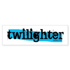Twilighter Hot Aqua by twibaby Bumper Sticker