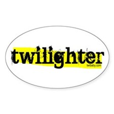 Twilighter Hot Yellow by twibaby Decal