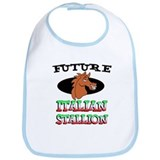 Future Italian Stallion Bib
