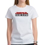 No One Owes You Anything Women's T-Shirt