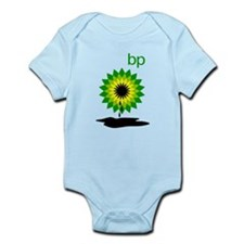 BP Oil... Puddle Infant Bodysuit