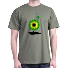 BP Oil... Puddle T-Shirt