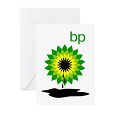 BP Oil... Puddle Greeting Cards (Pk of 10)