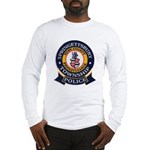 Springettsbury Township Polic Long Sleeve T-Shirt