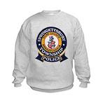 Springettsbury Township Polic Kids Sweatshirt
