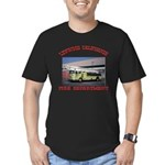 Lynwood Fire Department Men's Fitted T-Shirt (dark
