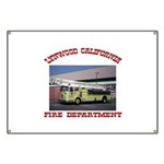 Lynwood Fire Department Banner