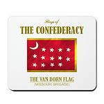 Van Dorn Flag Mousepad