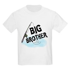 Fishing Big Brother T-Shirt