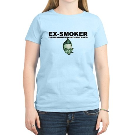 Ex-Smoker Women's Light T-Shirt
