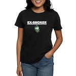Ex-Smoker Women's Dark T-Shirt