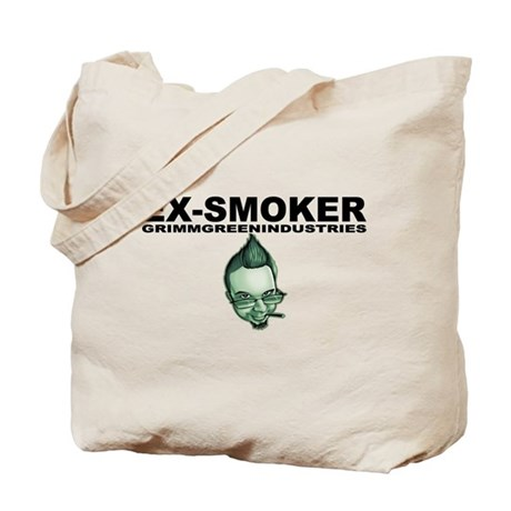 Ex-Smoker Tote Bag