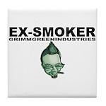 Ex-Smoker Tile Coaster